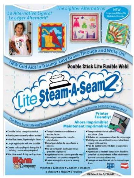 Steam A Seam 2 Lite