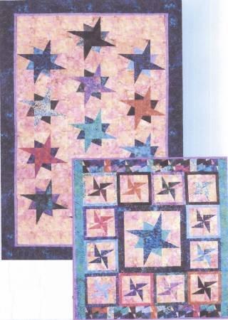 X Blocks Dancing Stars Pattern