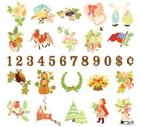 37236 Vintage Seasons