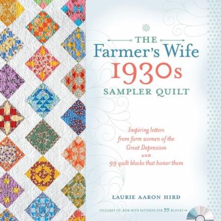 T2131 The Farmer's Wife 1930's Sampler