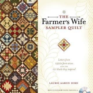 KR Z2991 The Farmer's Wife Sampler Quilt