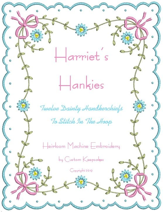Harriet's Hankies - Digital Download