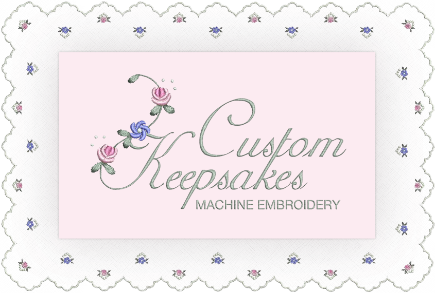 Custom Keepsakes Machine Embroidery Indianapolis In