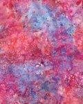 Coconut Sticks Pink/Blue Batik