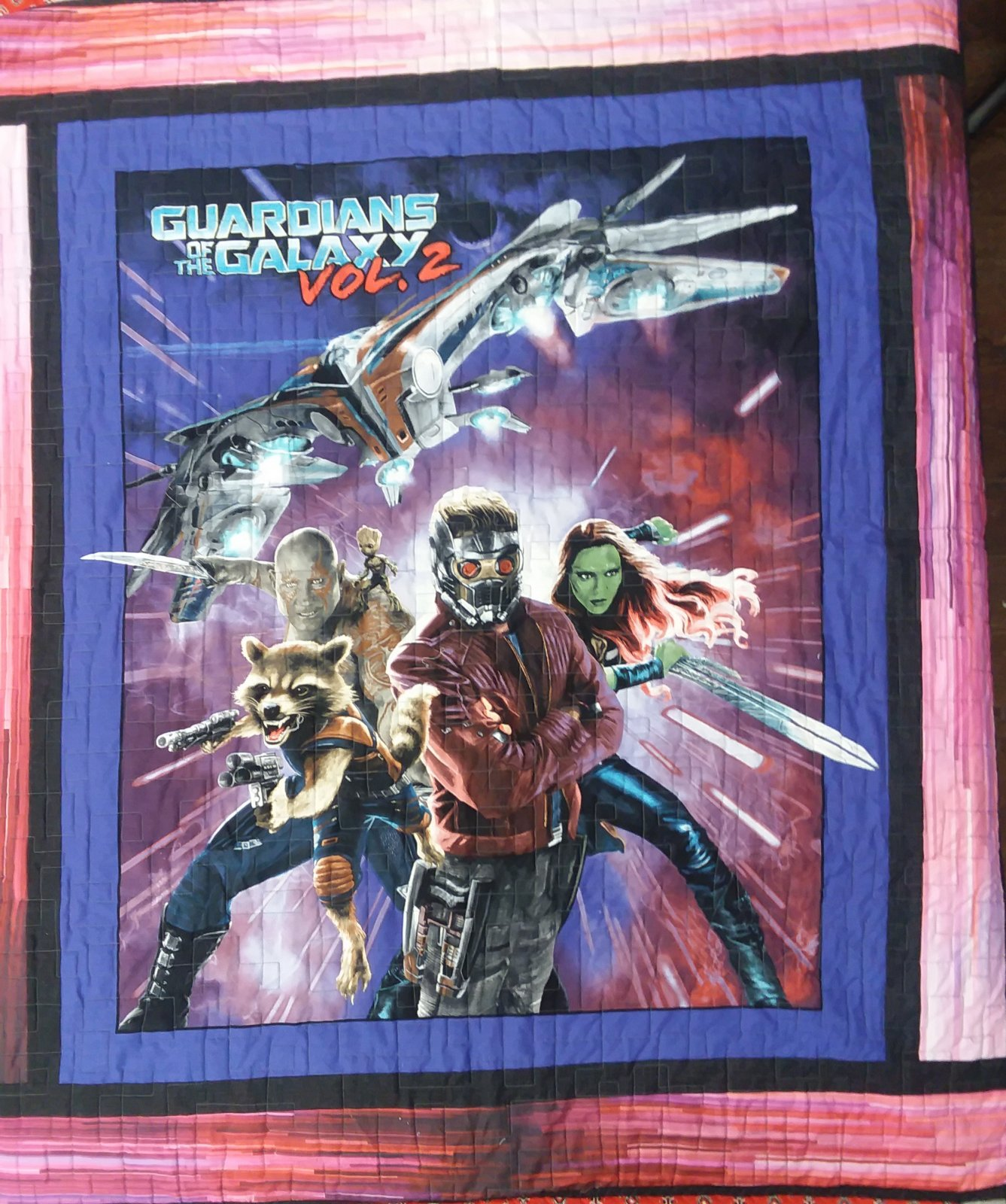Guardians of the Galaxy Kit