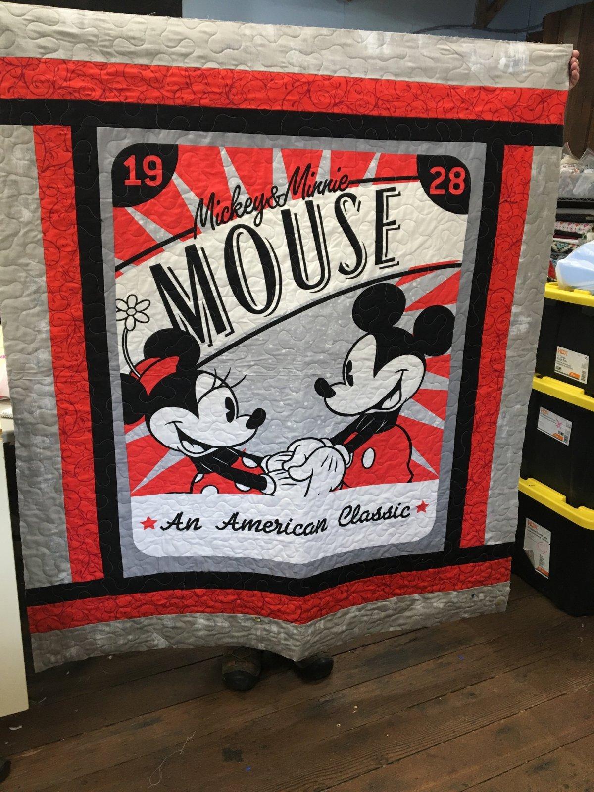 Mickey's 90!
