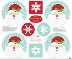 Christmas Placemats--clearance
