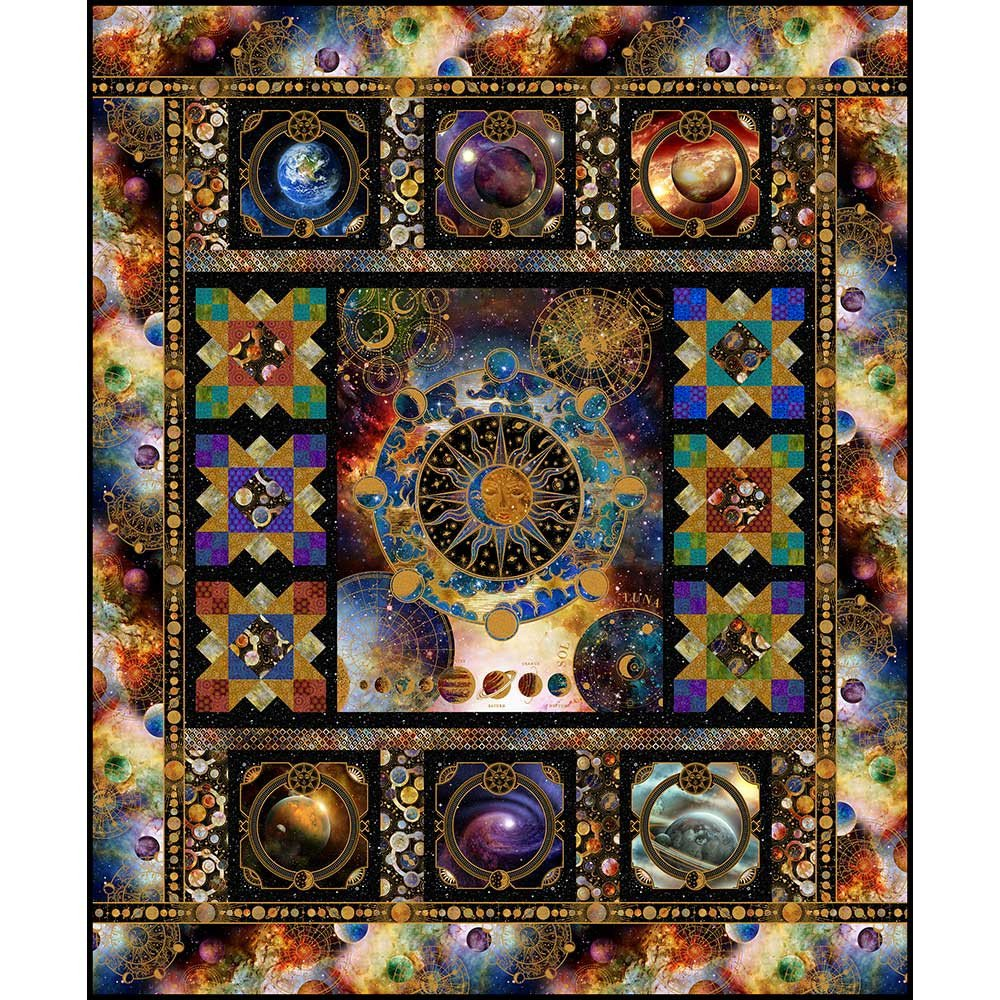 Cosmos Quilt Kit