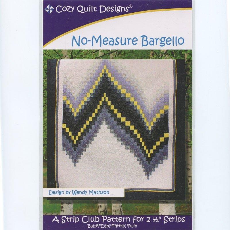 No Measure Bargello