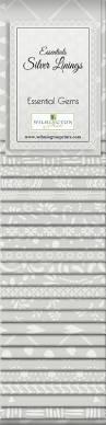 2-1/2in Strips Essentials Silver lining
