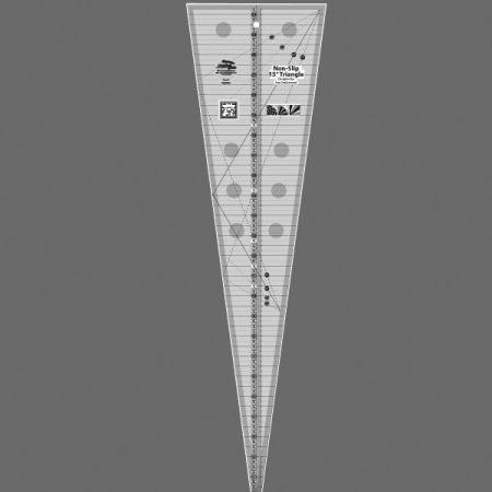 Creative Grid 15 deg Triangle Ruler