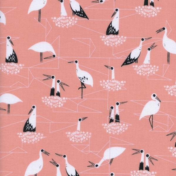Stork Nest Pink