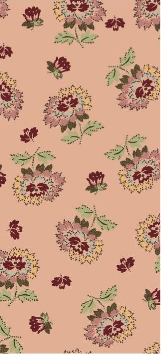 EQP Remembering Tomorrow 1801-02 Wild Roses - Frosted Pink