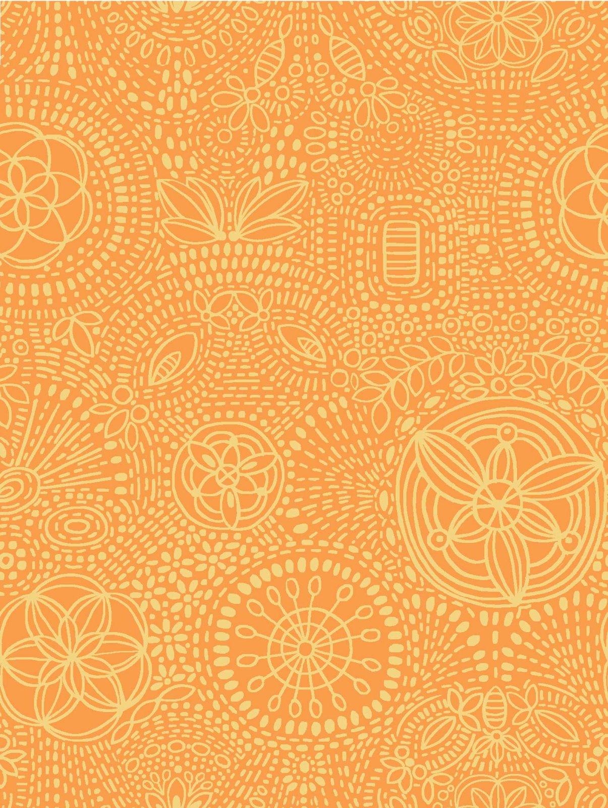 Boho Chic - 60-16902 Orange