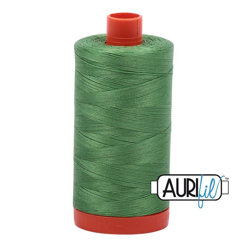 Aurifil Cotton Thread Green Yellow 2884