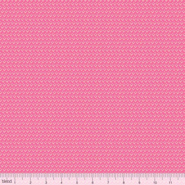 Desert Blooms Zest Pink