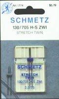 Schmetz Twin Stretch Machine Needle 2.5/75
