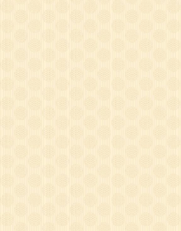 Caramel Macchiato Dots Fabric
