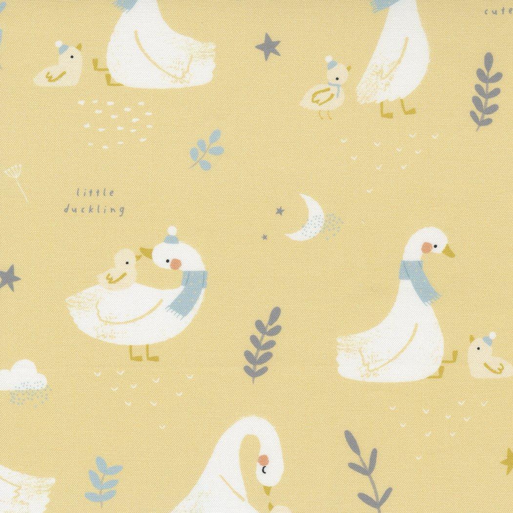 Little Ducklings Goose Storybook Mustard PREORDER