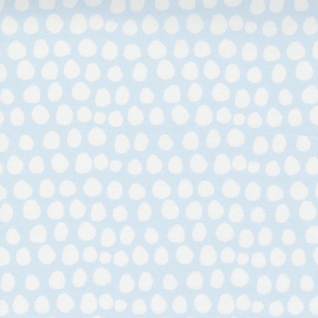 Little Ducklings Egg Spot Dot Blue PREORDER