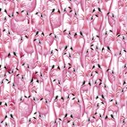 Flamingo Fantastico Packed Flamingos