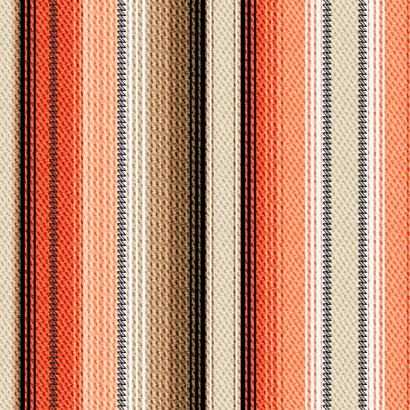 Dream Weaver Traditional Serape Orange