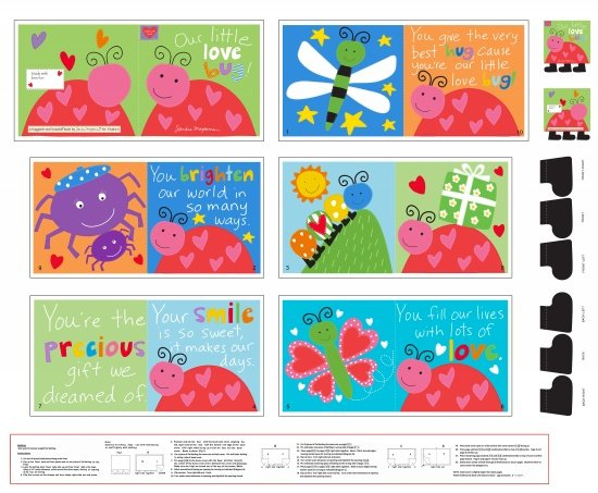 Our Little Love Bug Soft Book