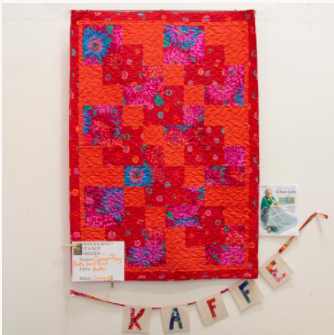 3 Yard Quilt Kit - It's a Snap
