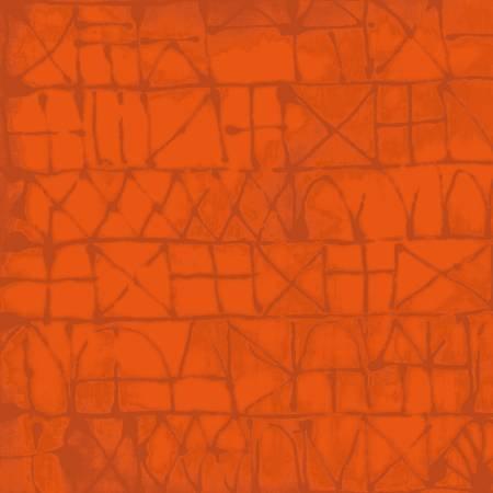 Art History 101 Orange Graphic Klee