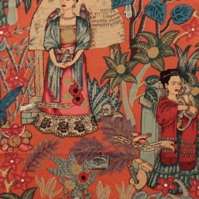 Frida's Garden Terra Cotta
