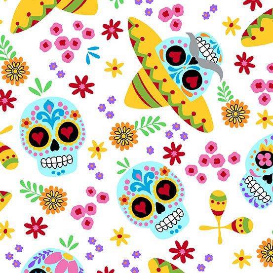 Day of the Dead Calaveras - Day