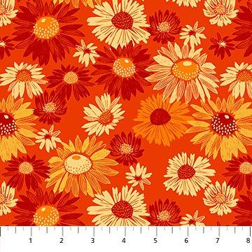 Flora by FIGO Blooms Orange