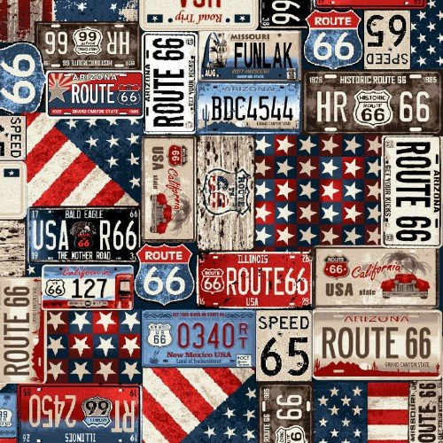 All American Road Trip 4318 77