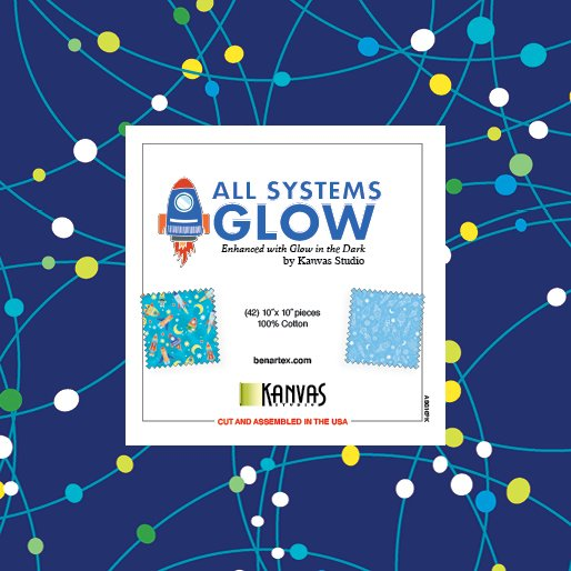 All Systems Glow 10x10 pack