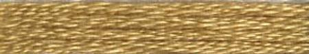Cosmo Cotton Embroidery Floss 8m Skein Almond Buff