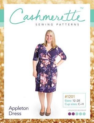 Cashmerette Appleton Dress Pattern