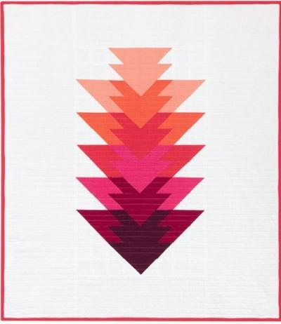 Arrowhead Quilt Kit