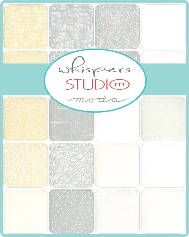Whispers by Studio M FQ Bundle of 30 PREORDER