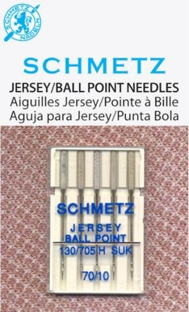 Schmetz Ballpoint Machine Needles Size 70/10