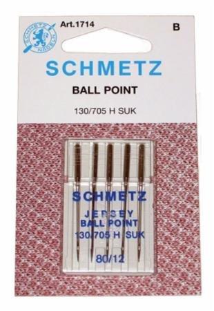 Schmetz Ball Point 80/12