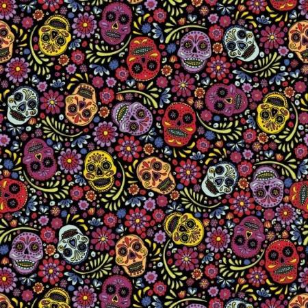 Black Sugar Skulls from Camelot