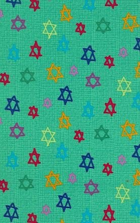 Star of David, Green