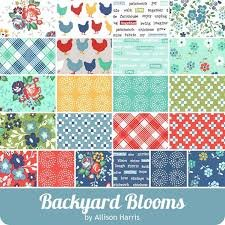 Backyard Blooms Charm Pack