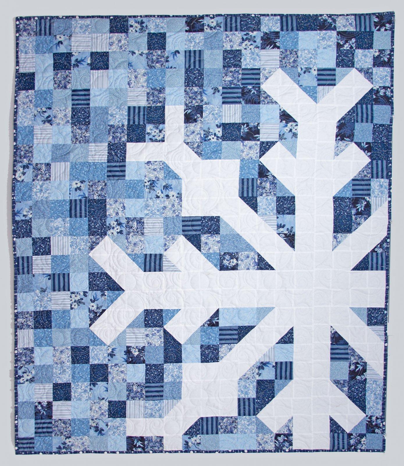 Snowflake Quilt Kit