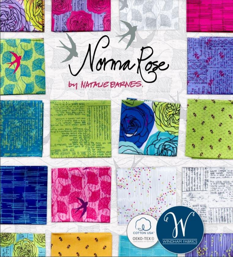 Norma Rose Fat Quarter Bundle - PREORDER