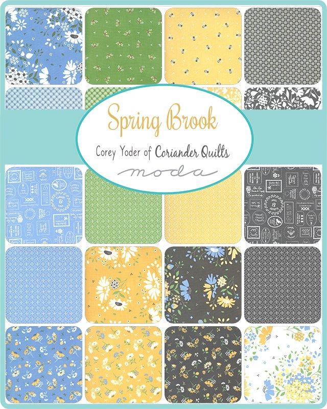 Spring Brook FQ Bundle