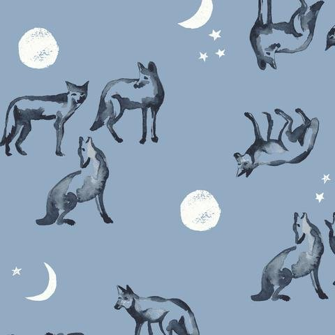 Coyote Moon Poplin Monaluna Journey Organic