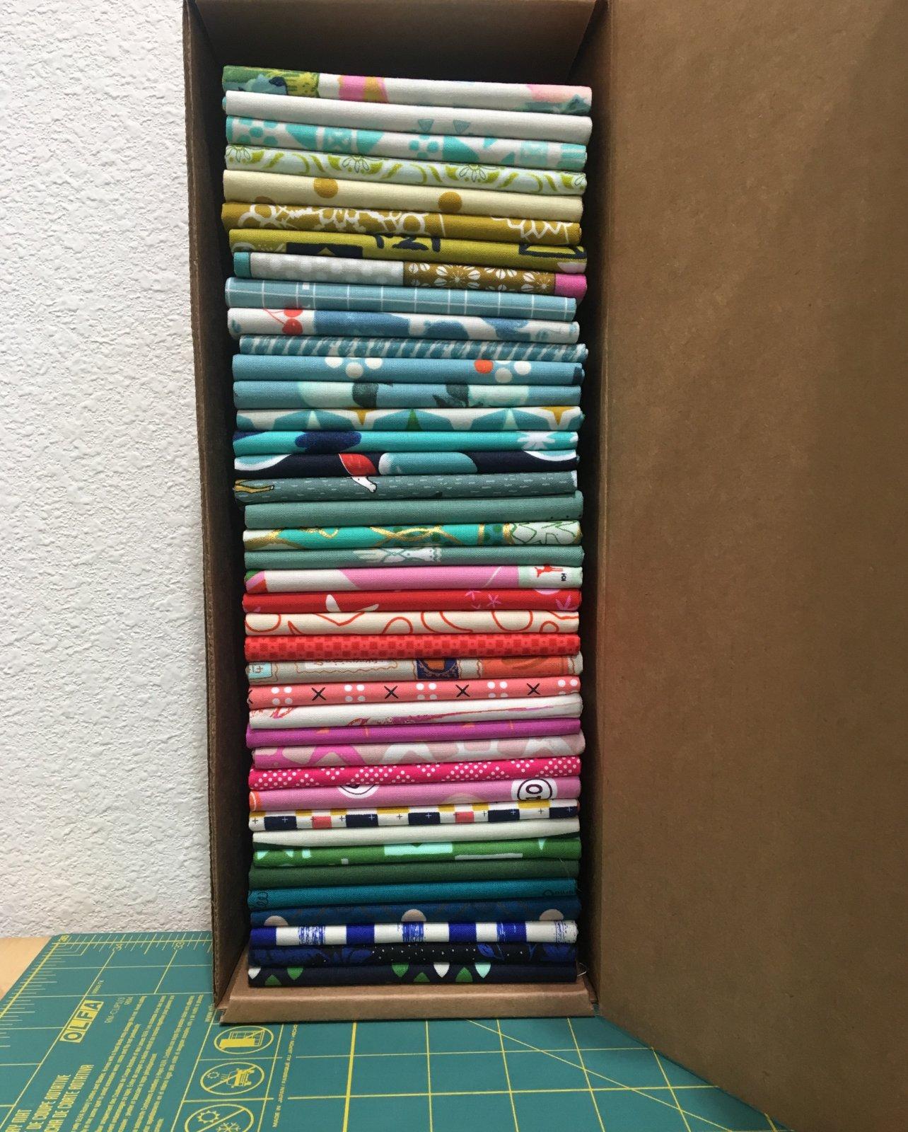 Cotton & Steel FQ Bundle Box