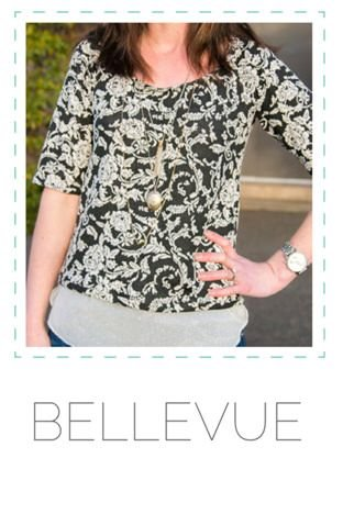 Bellevue Top Pattern