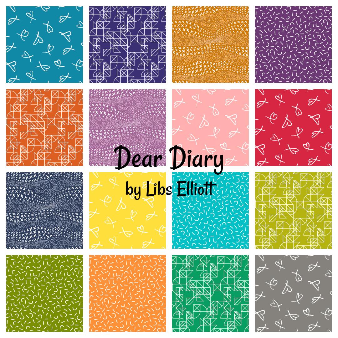 Dear Diary FQ Bundle PREORDER